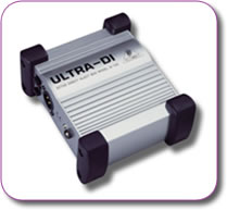 Behringer Ultra-DI100 Active DI Box