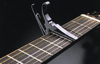 KYSER Quick Change Capo KGCB For Classical & Acoustic