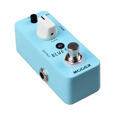 mooer micro series blue faze fuzz guitar effects pedal stomp box brand new. Black Bedroom Furniture Sets. Home Design Ideas