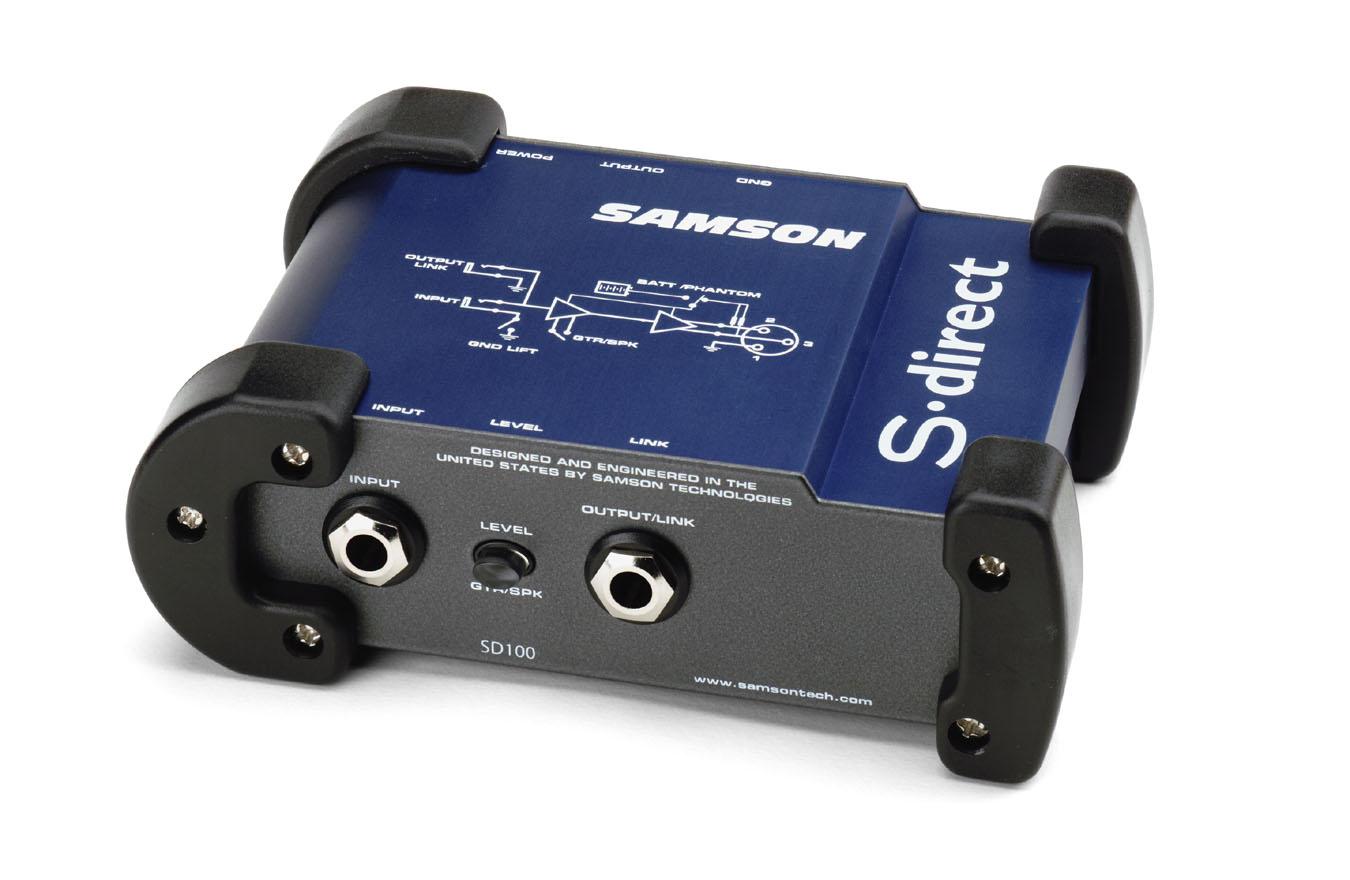 Samson S Direct Active Mono Di Box