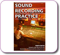 Sound Recording Practice by John Borwick Oxford U Press